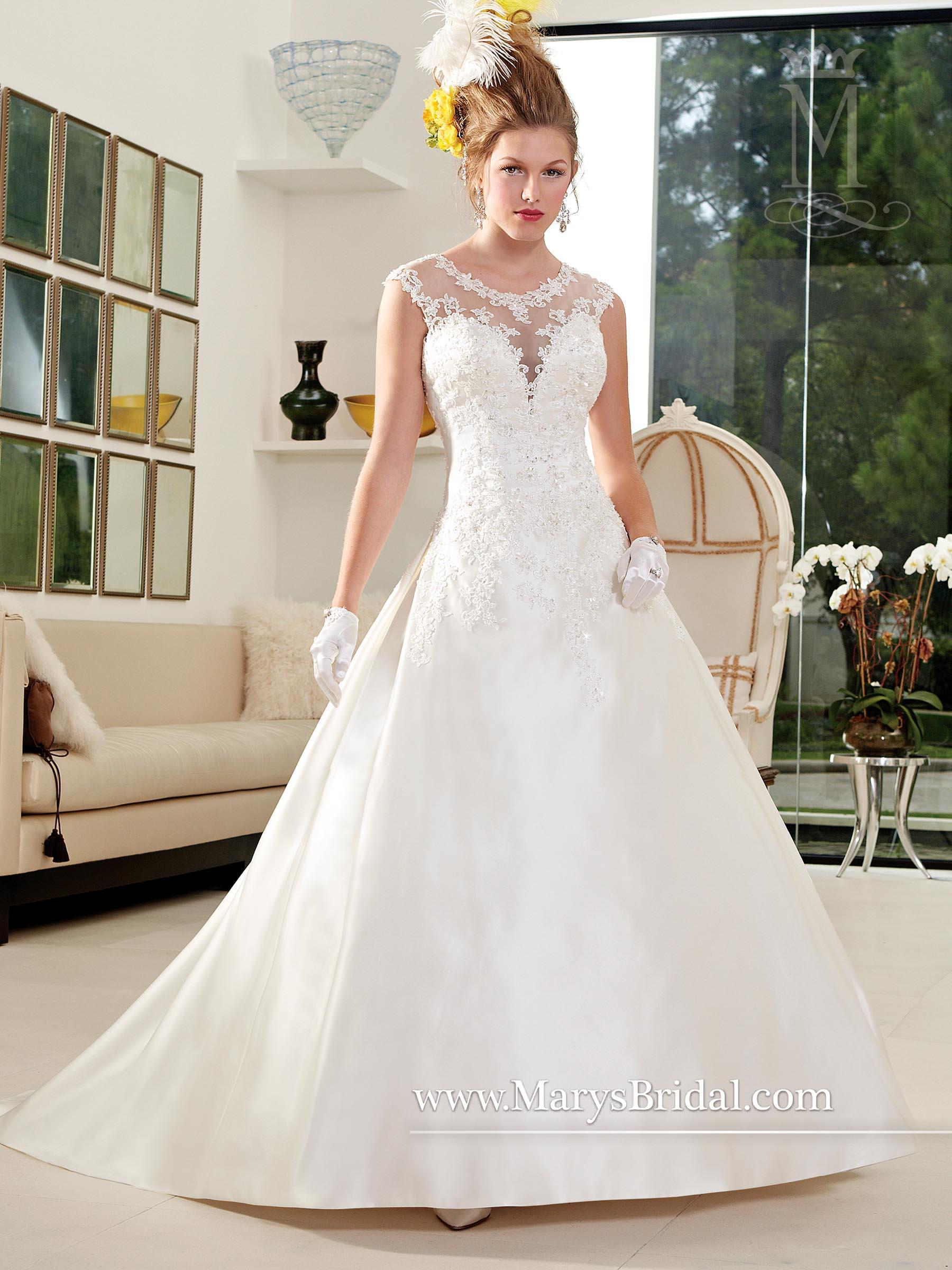 Bridal Gowns - Unspoken Romance