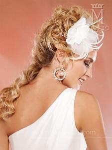 Hairstyle headshot 4